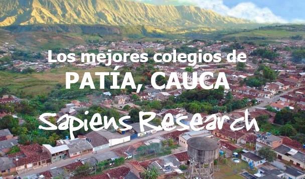 Los mejores colegios de Patía, Cauca