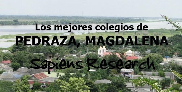 Los mejores colegios de Pedraza, Magdalena