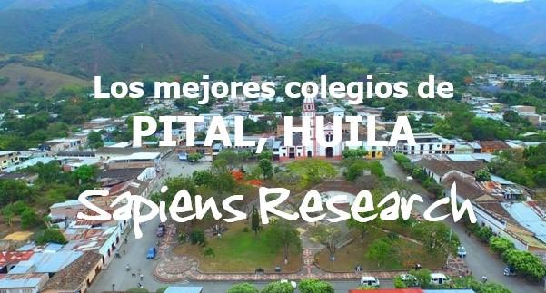Los mejores colegios de Pital, Huila