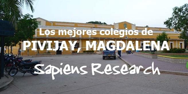 Los mejores colegios de Pivijay, Magdalena