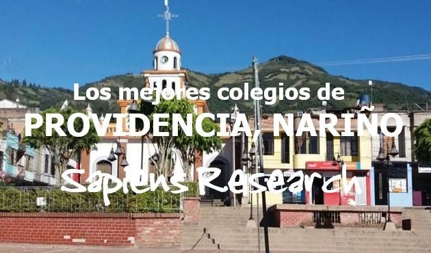 Los mejores colegios de Providencia, Nariño