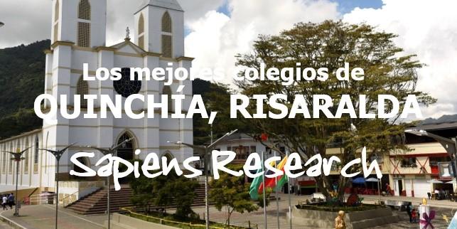 Los mejores colegios de Quinchía, Risaralda