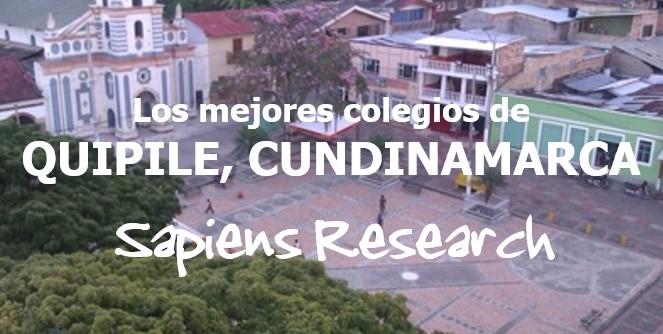Los mejores colegios de Quipile, Cundinamarca