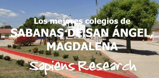 Los mejores colegios de Sabanas de San Ángel, Magdalena