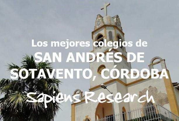 Los mejores colegios de San Andrés de Sotavento, Córdoba