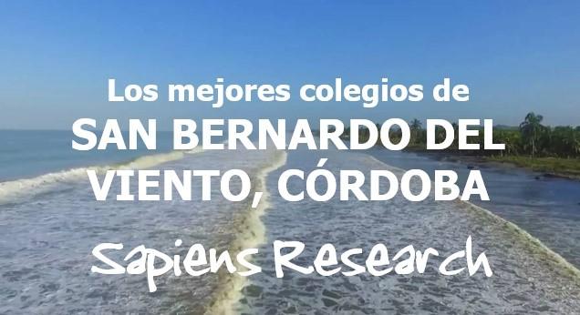 Los mejores colegios de San Bernardo del Viento, Córdoba