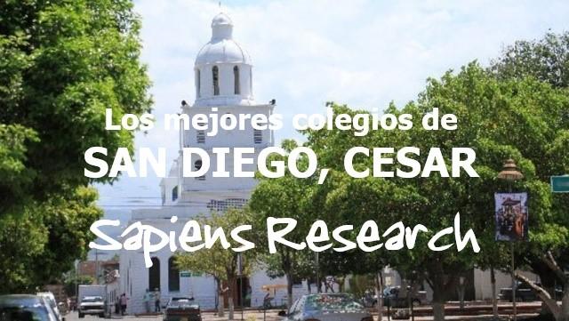 Los mejores colegios de San Diego, Cesar