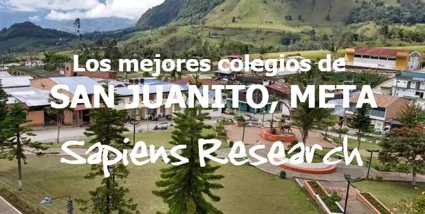 Los mejores colegios de San Juanito, Meta