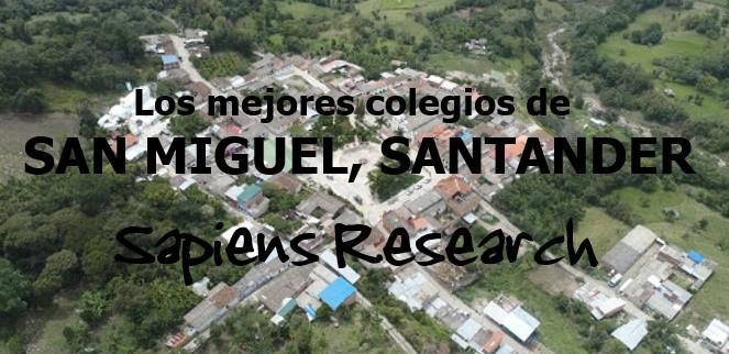 Los mejores colegios de San Miguel, Santander