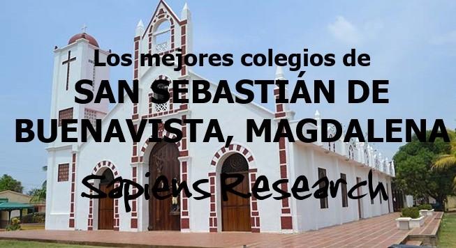 Los mejores colegios de San Sebastián de Buenavista, Magdalena