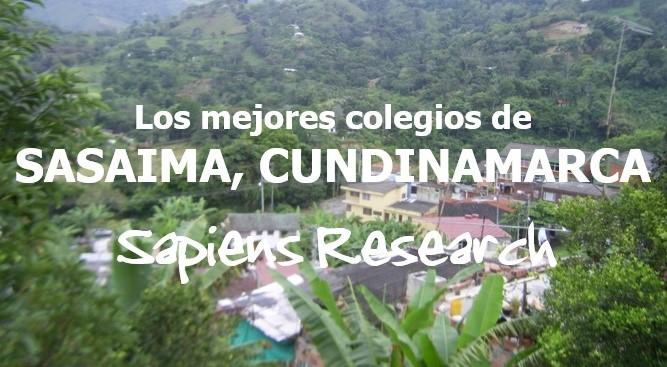 Los mejores colegios de Sasaima, Cundinamarca