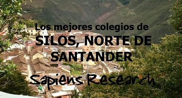 Los mejores colegios de Silos, Norte de Santander
