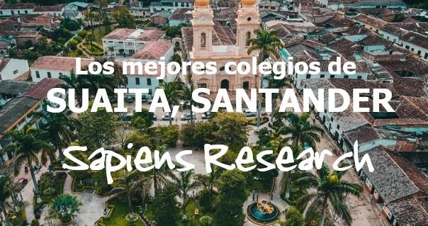 Los mejores colegios de Suaita, Santander