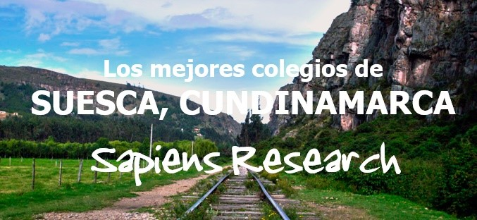 Los mejores colegios de Suesca, Cundinamarca