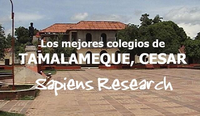 Los mejores colegios de Tamalameque, Cesar