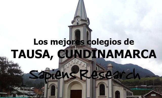 Los mejores colegios de Tausa, Cundinamarca