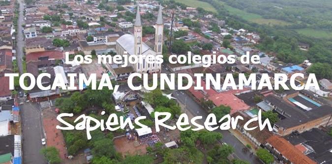 Los mejores colegios de Tocaima, Cundinamarca