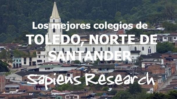 Los mejores colegios de Toledo, Norte de Santander