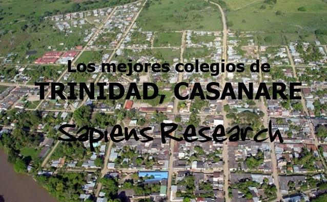 Los mejores colegios de Trinidad, Casanare