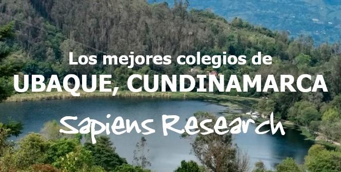 Los mejores colegios de Ubaque, Cundinamarca