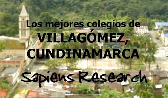 Los mejores colegios de Villagómez, Cundinamarca