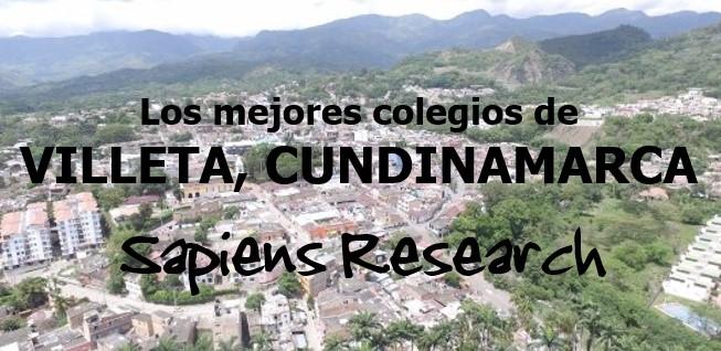 Los mejores colegios de Villeta, Cundinamarca