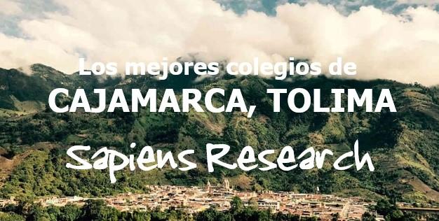 Los mejores colegios de Cajamarca, Tolima