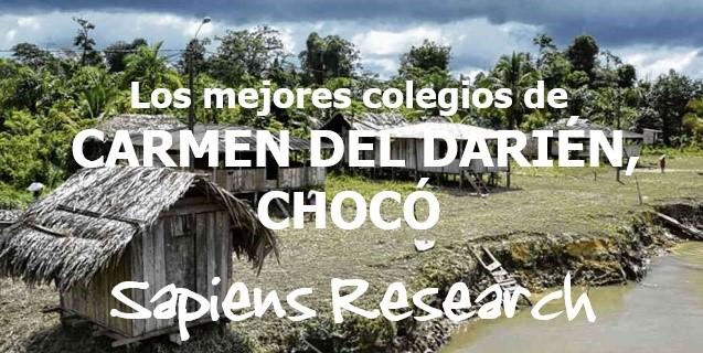 Los mejores colegios de Carmen del Darién, Chocó