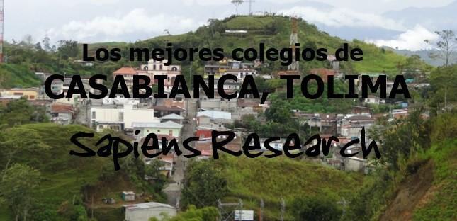 Los mejores colegios de Casabianca, Tolima