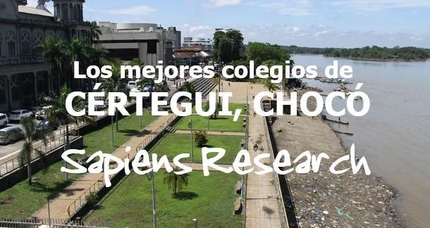 Los mejores colegios de Cértegui, Chocó