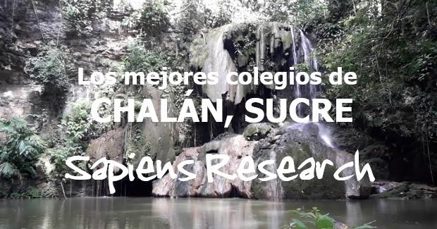 Los mejores colegios de Chalán, Sucre
