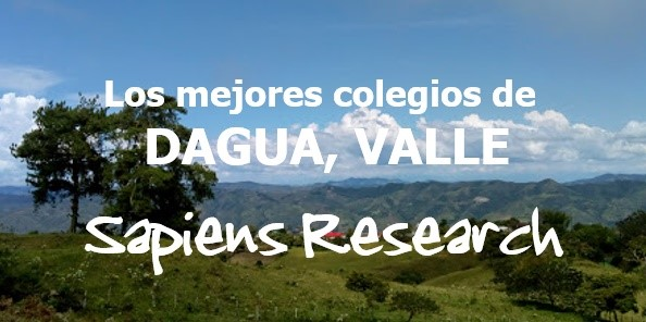 Los mejores colegios de Dagua, Valle