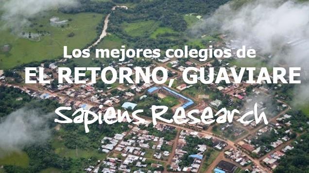 Los mejores colegios de El Retorno, Guaviare