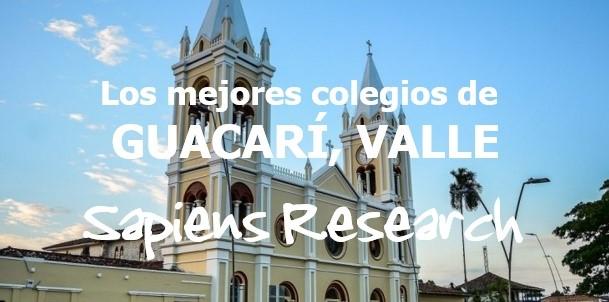 Los mejores colegios de Guacarí, Valle