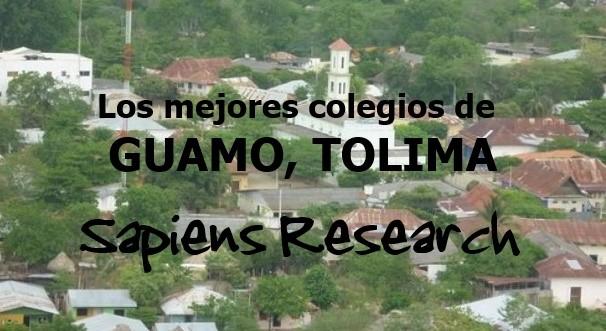 Los mejores colegios de Guamo, Tolima
