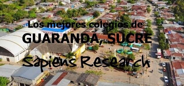 Los mejores colegios de Guaranda, Sucre