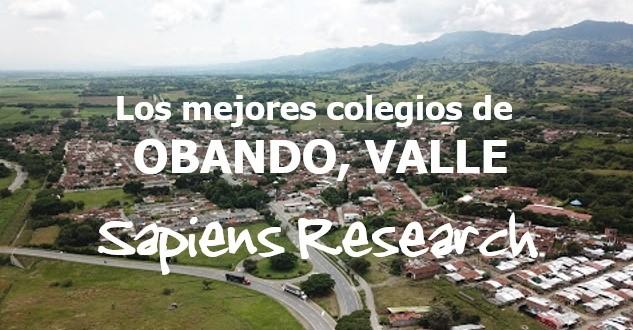 Los mejores colegios de Obando, Valle
