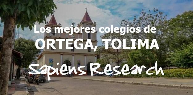 Los mejores colegios de Ortega, Tolima
