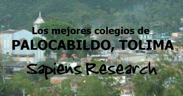 Los mejores colegios de Palocabildo, Tolima