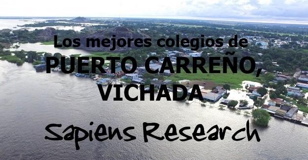 Los mejores colegios de Puerto Carreño, Vichada