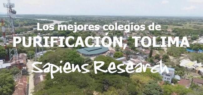 Los mejores colegios de Purificación, Tolima