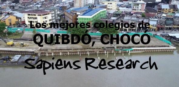 Los mejores colegios de Quibdó, Chocó