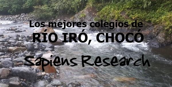 Los mejores colegios de Río Iró, Chocó