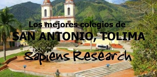 Los mejores colegios de San Antonio, Tolima