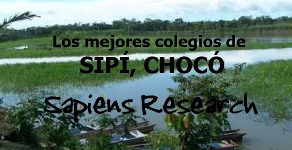 Los mejores colegios de Sipí, Chocó
