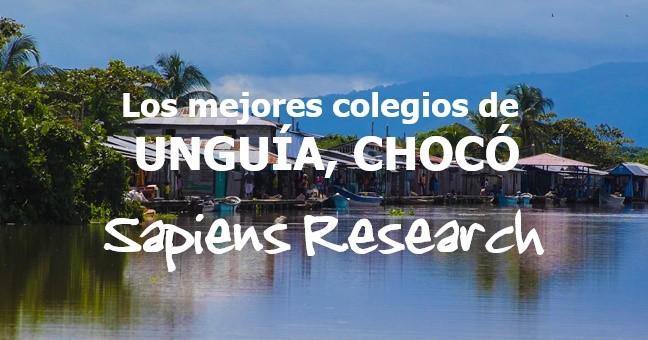 Los mejores colegios de Unguía, Chocó