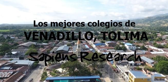 Los mejores colegios de Venadillo, Tolima