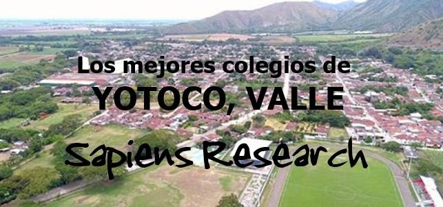 Los mejores colegios de Yotoco, Valle
