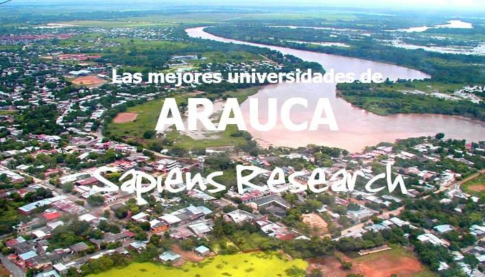 Las mejores universidades de Arauca