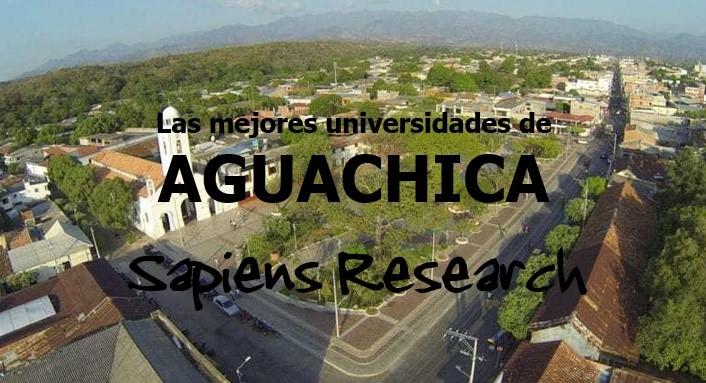 Las mejores universidades de Aguachica